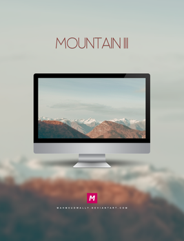 Mountain III by Mahm0udWally