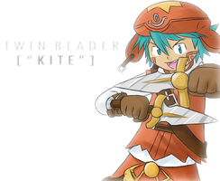 Twin Blader Kite by totodos