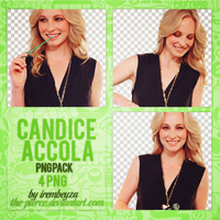 PNG Pack #002: Candice Accola by the-pierce