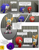 Sonic the Hedgehog Z #3 Pg. 9 July 2013 by CCI545