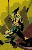 Wolverine Colors by soliton
