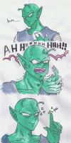 Piccolo Comic by Socij