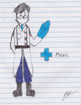 MEDIC! (emphasis on the ME) by GSVProductions