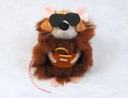 Anna Wintour Mouse by The-House-of-Mouse