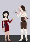 Request- Cinder and Neo Age swap by Dracoknight545