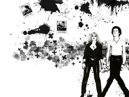 Sid and Nancy by stereoslut
