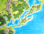 Far East of Middle Earth by FirstPrimeOfCessna
