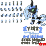 MLP RPG Sprites REQUEST (Nyinx 2) by GameCommentaries