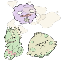 my pokemans by GRAMMAR