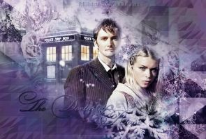 The Doctor and Rose by FelisiaLettise