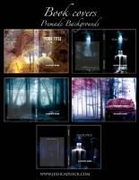 Book Covers Premades by StarsColdNight