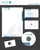 HAST Corporate Identity by J-a-z-z-z