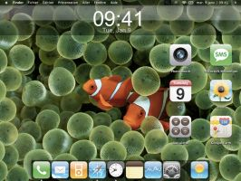 iPhone Mac OS X by pickupjojo