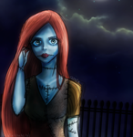 Sally -The Nightmare Before Christmas- by KiraiRei