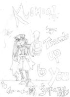 Klonoa Thumbs up for gupa507 by Rox-ma-Sox