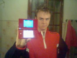 Photo de moi avec Dsi =3 by Guillaume-Esteban