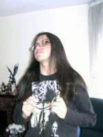 Me with Cthulhu Rites`s Album by CorvenIcenail