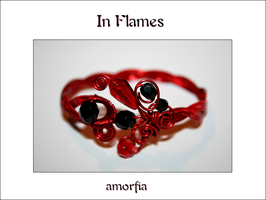 In Flames by amorfia