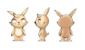 Character Design : Gus by Chichanan
