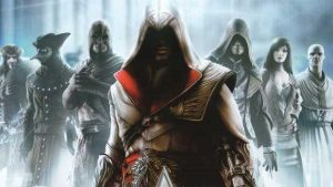 Assassin's Creed: Brotherhood by LightExorcist