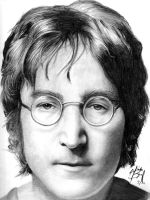 John Lennon by Dead-Beat-Nick
