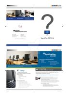 CLA Testing Center Brochure by pepelepew251