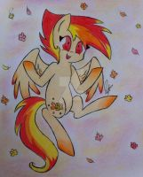 .:Autumn Flower:. by Ice-Dreams
