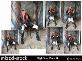 High Seas Pack 10 by mizzd-stock