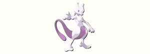 Mewtwo by scriptureofthescribe