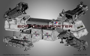 EDF Transporter Study by dsherratt74