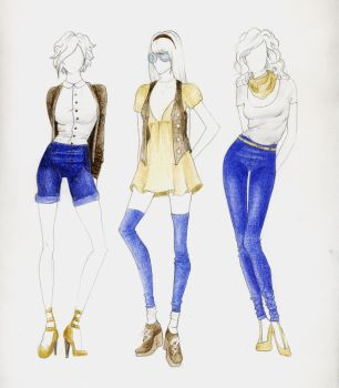 more random fashion stuff by butter-a-fly