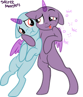 Too Friendly by LullabyPrince