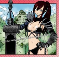 Erza Scarlet Chapter 117 by ErzaxTitania