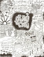 owl city lyrics doodle by rinc0nley