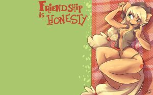 Friendship Is Honesty by dahliabee