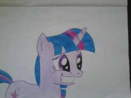My Little Pony Friendship is magic TwilightSparkle by Fluttershy1502