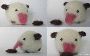 Needlefelt_Poro by LuxIosis