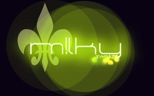 Green Light Wallpaper by Xeins