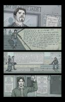 Love Letters pg 1 by mikefeehan