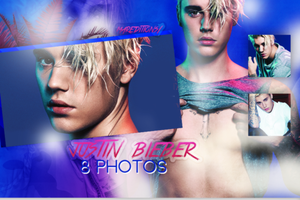#PACK JPG# Justin Bieber. by MarEditions1