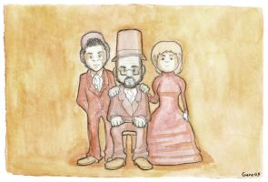 The Goldsteins of Wales by hyperboy