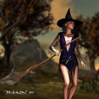 Wicca Woman by butchen