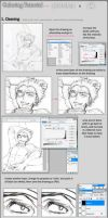 Coloring Tutorial .part 1 by Pastenaga