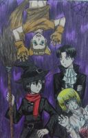 Shingeki no Halloween by fullmetaledward01