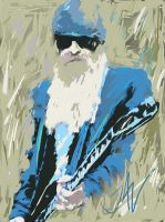 BILLY GIBBONS by JALpix