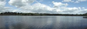 Stanley Reservoir - Panoramic by JS92