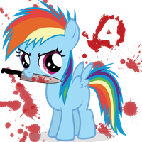 Left 4 Dead Pony Icon by Nerve-Gas