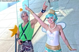 Otakon 2014 - Jorgen and the Tooth Fairy(PS) 21 by VideoGameStupid