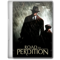 Road to Perdition (2002) Movie DVD Icon by A-Jaded-Smithy