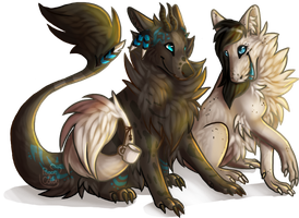 Rio x Bianca by Peace-Colby
